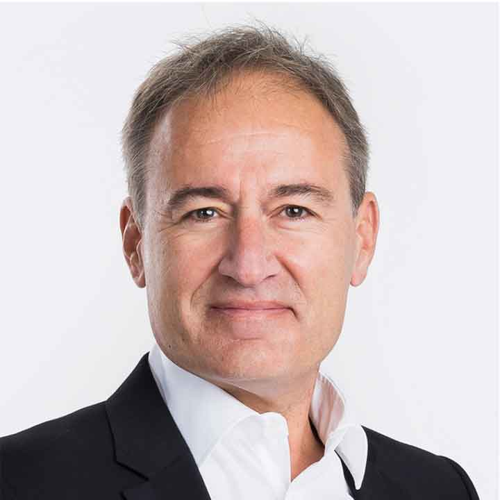 Prof. Dr. Markus Gross